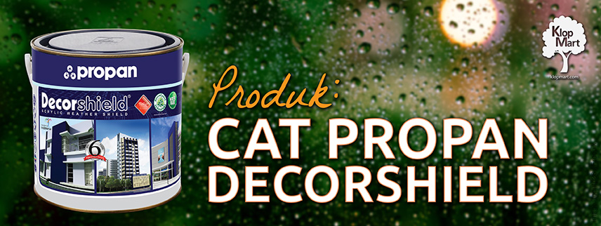 PRODUK: CAT PROPAN DECORSHIELD DW-500