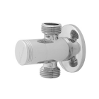 Wasser SK-004 Cylindrical Handle 2-Way Stop Valve