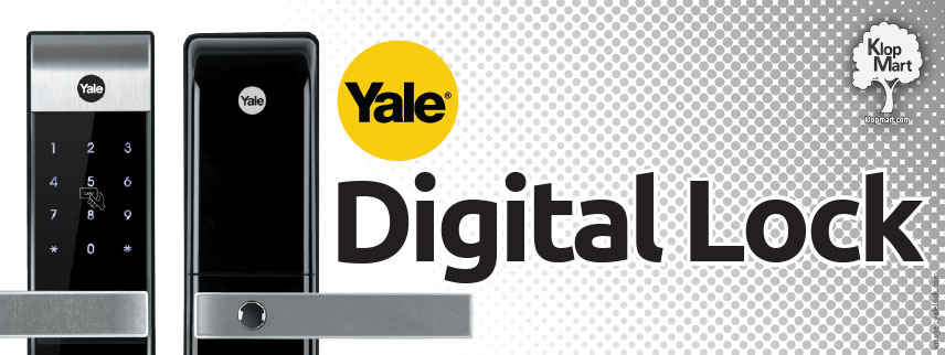 YALE DIGITAL LOCK