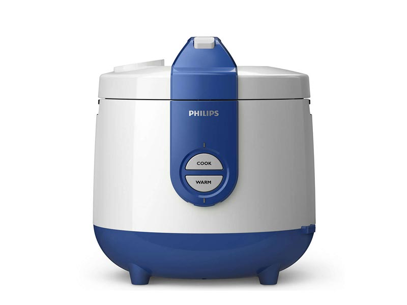 Philips Rice Cooker White Blue