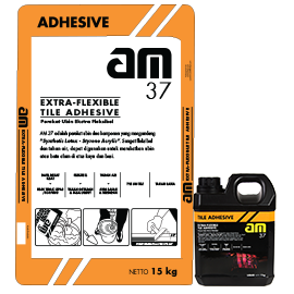 AM 37 Extra Flexible Tile Adhesive