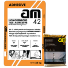 AM 42 Homogeneous Tile Adhesive