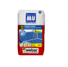 MU-460 Pool Fix White