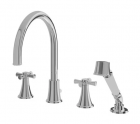 Toto Cross Handle Shower TX447SGNCV1BR
