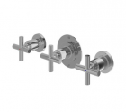 Toto Cross Handle Shower TX469SECBR