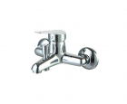 Wasser MBT-S1010 Single Lever Bath & Shower Mixer