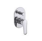 Wasser MBT-X660 Single Lever Concealed Bath & Shower Mixer