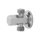 Wasser SK-003 Hexagonal Handle 2-Way Stop Valve