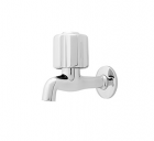 Wasser TB-010 Round Handle Wall Tap