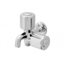 Wasser TB-020 Round Handle 2-Way Wall Tap